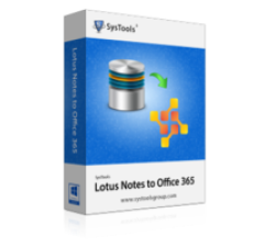 SysTools Lotus Notes to Office 365 - 5 User License Coupons