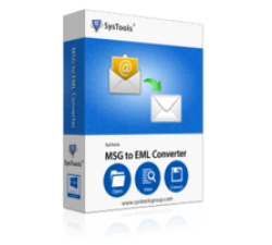 SysTools MSG to EML Converter Coupons