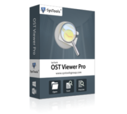 SysTools OST Viewer Pro Coupons