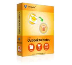 SysTools Outlook to Notes Coupons