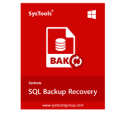 SysTools SQL Backup Recovery Coupons