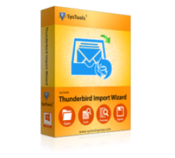 SysTools Thunderbird Import Wizard Coupons