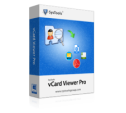 SysTools vCard Viewer Pro Coupons