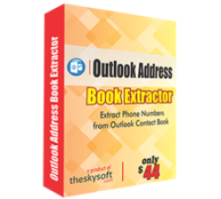 Outlook Address Book Extractor Coupons
