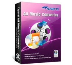 Tipard All Music Converter Coupons
