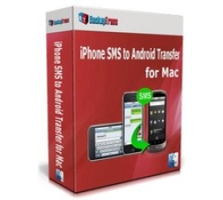Backuptrans iPhone SMS to Android Transfer for Mac (Family Edition) Coupons
