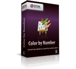 STOIK Color By Number Coupons