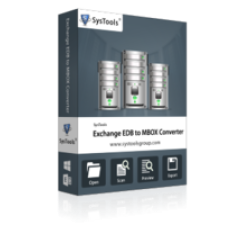 SysTools Exchange EDB to MBOX Converter Coupons