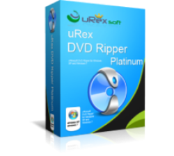 uRex DVD Ripper Platinum Coupons