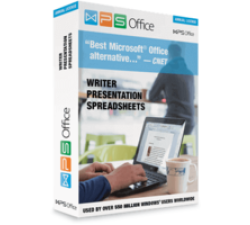 WPS Office 2016 Business Edition Annual Coupons