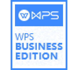 WPS Office 2019 Business Edition lifetime Coupons