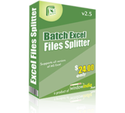 Batch Excel Files Splitter Coupons
