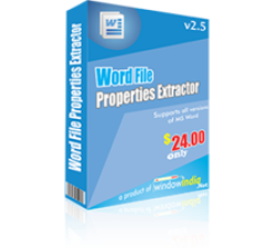 Word File Properties Extractor Coupons