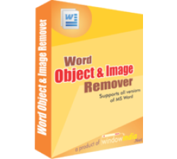 Word Object and Image Remover Coupons