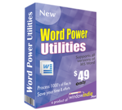 Word Power Utilities Coupons