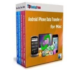 Backuptrans Android iPhone Data Transfer + for Mac (Personal Edition) Coupons