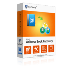 SysTools Address Book Recovery Coupons