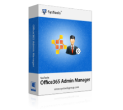 SysTools Office 365 Admin Manager - Site License Coupons