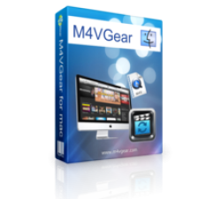 M4VGear DRM Media Converter for Windows Coupons