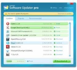 Carambis Software Updater Pro Coupons