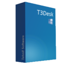 T3Desk 2014 Pro+ (plus free upgrade to 2015 version) Coupons
