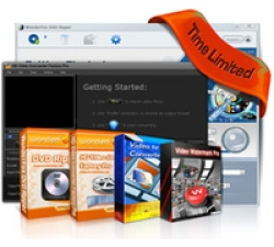 HD Video Converter Factory Pro (+ $10 Get 3 Software Free) Coupons