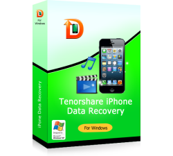 Tenorshare iPhone 5S/5C/5 Data Recovery for Windows Coupons
