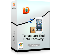 Tenorshare iPod Touch 4 Data Recocery for Windows Coupons