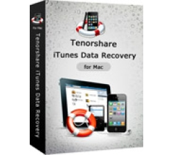 Tenorshare iTunes Data Recovery for Mac Coupons