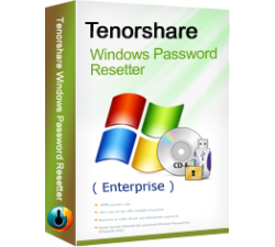 Tenorshare Windows Password Reset Ultimate Coupons