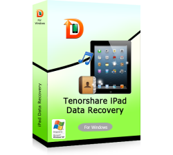 Tenorshare iPad 1 Data Recovery for Mac Coupons