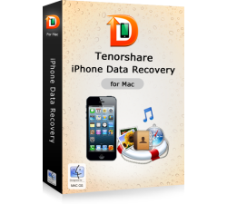 Tenorshare iPhone 4S Data Recovery for Mac Coupons