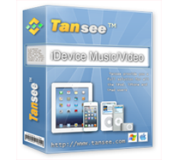 Tansee iPhone/iPad/iPod Music&Video Transfer Coupons