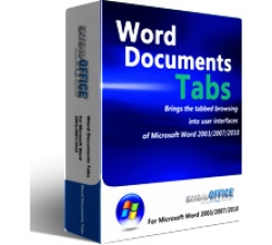 Tabs for Word Coupons