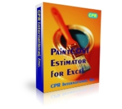 PaintCOST Estimator for Excel Coupons