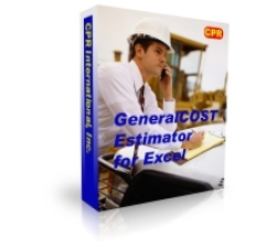 GeneralCOST Estimator for Excel Coupons