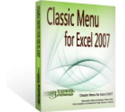 Classic Menu for Excel Coupons