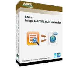 Abex Image to HTML OCR Converter Coupons
