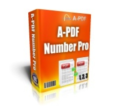 A-PDF Number Pro Coupons