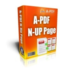 A-PDF N-up Page Coupons