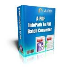 A-PDF Infopath to PDF Coupons