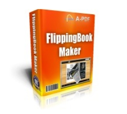 A-PDF Flip Book Maker Coupons