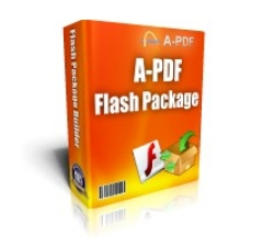 A-PDF Flash Package Builder Coupons