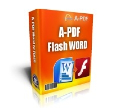 A-PDF Flash Word Coupons