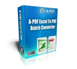 A-PDF Excel to PDF Coupons