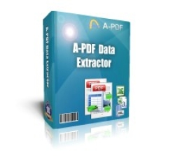 A-PDF Data Extractor Coupons