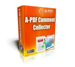 A-PDF Comment Collector Coupons