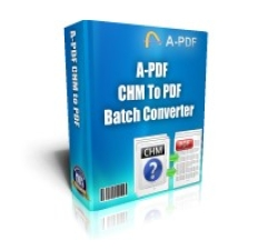 A-PDF CHM to PDF Coupons