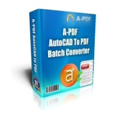 A-PDF AutoCAD to PDF Coupons