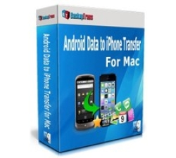 Backuptrans Android Data to iPhone Transfer for Mac (Family Edition) Coupons